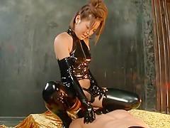 Nana Ninomiya in Uncontrollable Squirting Girl part 2.2