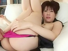 Hina Kawamura Uncensored Hardcore Video with Masturbation, Dildos/Toys scenes