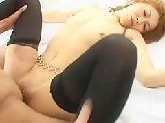 Nozomi Uehara Uncensored Hardcore Video with Creampie, Fetish scenes