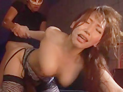 Ai Sayama in Lewd Infection Ward