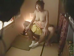 Incredible Japanese whore Miku Natsukawa in Fabulous Cunnilingus JAV scene