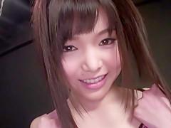 Erstaunlich Japanerin Megumi Shino in Hottest JAV unzensiert Blowjob Clip