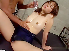 Crazy Japanese chick in Amazing JAV uncensored Threesomes movie
