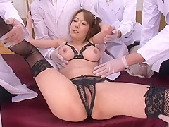 Horny Japanese model Akari Asagiri in Best JAV uncensored DP scene