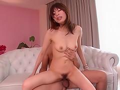 Amazing Japanese girl Junna Kogima in Hottest JAV uncensored Blowjob clip