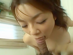 Exotic Japanese girl in Horny JAV uncensored Stockings clip