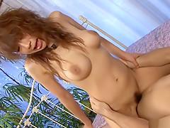 Fabulous Japanese whore Asuka Ishihara in Incredible JAV uncensored Hairy video