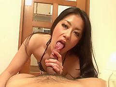 Best Japanese girl Kyoka Ishiguro in Crazy JAV uncensored Blowjob video