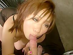 Crazy Japanese girl Neiro Suzuka in Amazing JAV uncensored Blowjob movie
