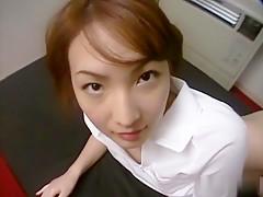 Incredible Japanese whore in Exotic JAV uncensored Hardcore movie