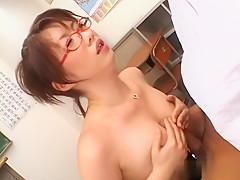Best Japanese chick Nami Kimura in Crazy JAV uncensored Big Tits video