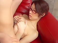 Exotic Japanese whore Fuuka Takanashi in Horny JAV uncensored Blowjob clip