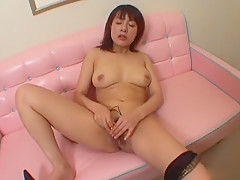 Amazing Japanese chick in Hottest JAV uncensored Masturbation clip
