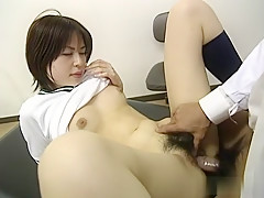 Horny Japanese chick in Best JAV uncensored Blowjob scene