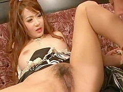 Kanon Fubuki Uncensored Hardcore Video with Creampie, Dildos/Toys scenes