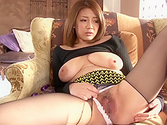 Exotic Japanese chick in Incredible JAV censored Swallow, Dildos/Toys clip