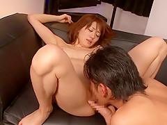 Fabulous Japanese girl Saki Okuda in Hottest JAV censored Fingering, Hairy video