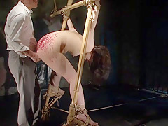 Sakura Oba in Female Cage 5 part 4.1