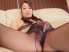 Maki Hojo in Dirty Voice 2 part 3