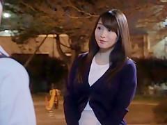 Fabulous Japanese whore Marina Shiraishi in Crazy cunnilingus, couple JAV video