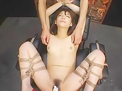 Hottest Japanese model Asuka Kyono in Best Dildos/Toys, BDSM JAV scene