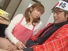 Incredible Japanese slut Nana Otone in Crazy Blowjob/Fera JAV video