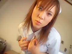 Best Japanese model Yuka Maeda in Hottest Solo Girl, Medical JAV scene