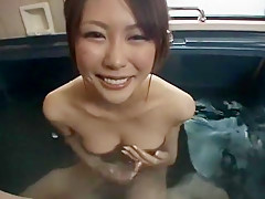 Amazing Japanese girl Miyu Misaki in Best Blowjob/Fera, Small Tits JAV scene