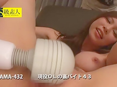 Incredible Japanese chick Sae Aihara in Amazing JAV clip
