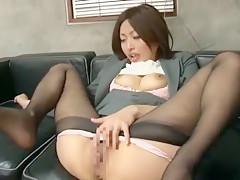 Horny Japanese girl Miwako Yamamoto in Best Cunnilingus, Hardcore JAV video