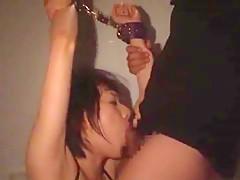 Fabulous Japanese girl Yuzuka Kinoshita in Exotic Masturbation/Onanii, BDSM JAV movie