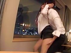 Amazing Japanese girl Junko Hayama in Crazy Small Tits JAV scene