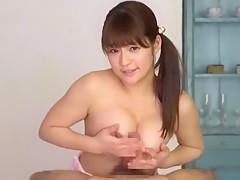 Amazing Japanese chick Megu Fujiura in Exotic POV JAV scene