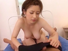 Amazing Japanese model Saki Okuda in Best POV, Blowjob/Fera JAV movie