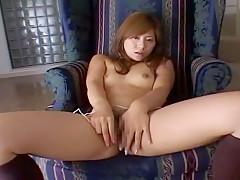 Amazing Japanese chick Momo Nakamura in Crazy Masturbation/Onanii, Dildos/Toys JAV clip