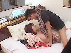 Exotic Japanese slut Rina Fukada, Miharu Izawa in Best Stockings/Pansuto, Rimming JAV clip