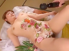 Incredible Japanese slut Shiori Kamisaki in Exotic Big Tits, Dildos/Toys JAV movie