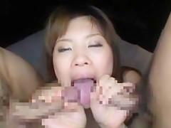 Amazing Japanese chick Chihiro Manaka in Fabulous Big Tits, Facial JAV scene
