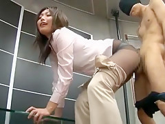 Hottest Japanese model Miwako Yamamoto in Crazy Femdom, Doggy Style JAV video