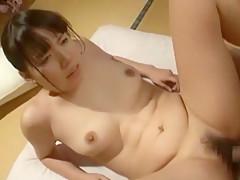 Crazy Japanese chick Yuri Sato 2, Tina Miyazato, Erika Kashiwagi in Incredible POV JAV movie