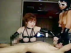 Exotic Japanese girl Marina Matsushima in Best BDSM, Big Tits JAV scene