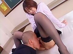 Horny Japanese whore Misa Nishida in Fabulous Masturbation/Onanii, Cougar JAV scene