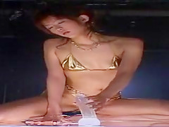 Amazing Japanese chick Hiromi Aoyama in Best Softcore, Small Tits JAV video
