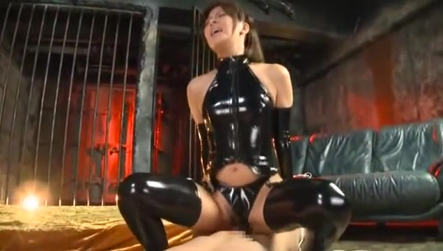 Nonton Bokep Dildos/Toys JAV – Best Japanese model Nana Ninomiya in Horny Latex, Fetish JAV clip