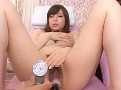 Exotic Japanese model Aya Sakurai in Hottest Medical, Fingering JAV movie