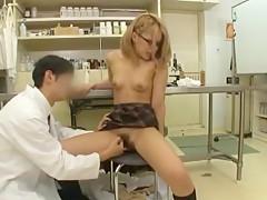 Horny Japanese girl Ren Azumi, Miyabi Tsukioka in Best Doggy Style, Fingering JAV movie