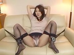 Exotic Japanese model Ann Yabuki in Fabulous Fetish, Hairy JAV scene