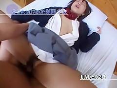 Hottest Japanese model Minami Ebihara in Amazing Small Tits, Dildos/Toys JAV movie