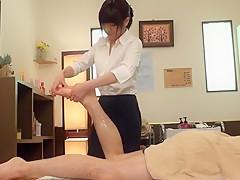 Incredible Japanese slut Kana Narumiya in Exotic Massage JAV scene