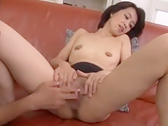 Best Japanese whore Nazuna Otoi in Crazy Fingering, Small Tits JAV movie